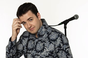Comedy Rocks With Jason Manford. Jason Manford. Copyright: ITV Studios.