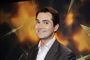 Commercial Breakdown. Jimmy Carr. Image credit: Celador Productions.