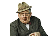 Arthur Strong interview