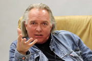 Rik Mayall interview