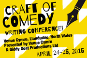 Craft of Comedy Conference