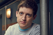 Crims. Luke (Elis James). Copyright: BBC.