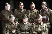 BBC Two working on The Making Of Dad's Army drama