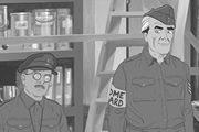 Missing Dad's Army animated