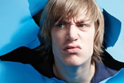 Daniel Sloss Live. Daniel Sloss. Copyright: Skyline Productions.