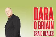 Dara O Briain: Craic Dealer. Dara O Briain. Copyright: Open Mike Productions.
