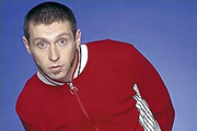Dave Gorman's Googlewhack Adventure. Dave Gorman. Image credit: Avalon Television.