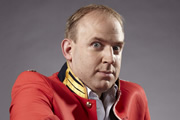 Dave's One Night Stand. Tim Vine. Copyright: Amigo Television / Phil McIntyre Entertainment.