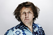 Dave's One Night Stand. Milton Jones. Copyright: Amigo Television / Phil McIntyre Entertainment.