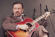 David Brent. Ricky Gervais.