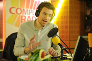 Greg James interview