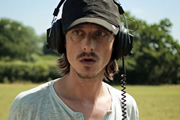 Detectorists. Andy Stone (Mackenzie Crook). Copyright: Channel X / Lola Entertainment.