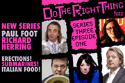 Series 3, Episode 1 (Paul Foot & Richard Herring)