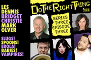 Series 3, Episode 3 (Les Dennis, Mark Olver, Bridget Christie)