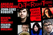 Series 3, Episode 6 (Angelos Epithemiou & John-Luke Roberts)