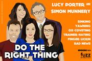 Series 4, Episode 4 (Lucy Porter & Simon Munnery)