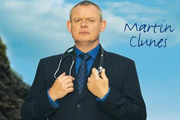 Doc Martin. Dr Martin Ellingham (Martin Clunes). Image credit: Buffalo Pictures.