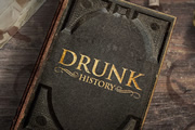 Comedy Central working on UK version of Drunk History