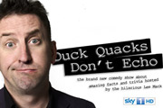 Lee Mack to host Sky series