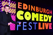 Edinburgh Comedy Fest Live. Kevin Bridges. Copyright: Open Mike Productions.
