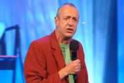 Edinburgh Comedy Live. Arthur Smith. Copyright: BBC.