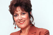 Faith In The Future. Faith Grayshott (Lynda Bellingham). Copyright: London Weekend Television.