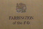 Farrington Of The F.O.. Copyright: Yorkshire Television.