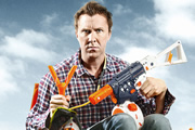 Father Figure. Tom Whyte (Jason Byrne). Copyright: BBC / Idil Sukan.