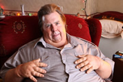 The Fattest Man In Britain. Georgie Godwin (Timothy Spall).