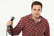 Funny Old Year. Jason Manford. Copyright: ITV Studios.
