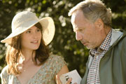 Gemma Bovery. Image shows from L to R: Gemma Bovery (Gemma Arterton), Martin Joubert (Fabrice Luchini).