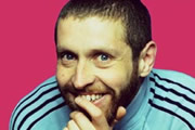 Genius. Dave Gorman. Copyright: BBC.