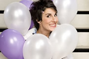 Green Wing. Caroline Todd (Tamsin Greig). Image credit: Talkback Productions.
