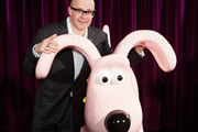 Harry Hill's Gromit statue