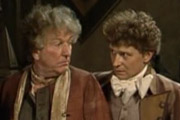 Haggard. Image shows from L to R: Haggard (Keith Barron), Roderick (Reece Dinsdale). Copyright: Yorkshire Television.