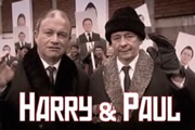 Harry & Paul to tour