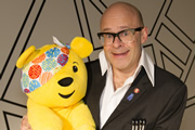 Children In Need 2013. Harry Hill.