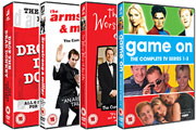 Win a Hat Trick DVD bundle