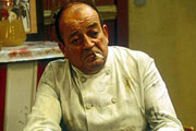 Heartburn Hotel. Harry Springer (Tim Healy). Copyright: BBC.