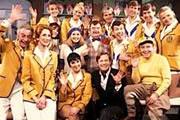 Hi-De-Hi!. Image credit: British Broadcasting Corporation.