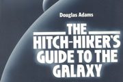 The Hitchhiker's Guide To The Galaxy. Copyright: BBC / Above The Title Productions.