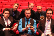 Alex Horne Presents The Horne Section. Copyright: BBC.
