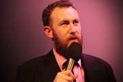 Alex Horne Presents The Horne Section. Alex Horne. Copyright: BBC.