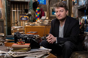 How TV Ruined Your Life. Charlie Brooker. Image credit: Zeppotron.