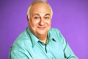 HQ. Roy Hudd. Copyright: Perfectly Normal Productions.