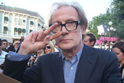I Wish To Apologise For My Part In The Apocalypse. Keith (Bill Nighy). Copyright: BBC.