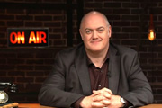 In Case You Missed It. Dara O Briain. Copyright: BBC.