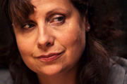 Incredible Women. Rebecca Front. Copyright: BBC.