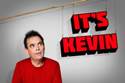 It's Kevin. Kevin Eldon. Image credit: British Broadcasting Corporation.
