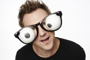 Jason Byrne's Special Eye Live. Jason Byrne. Copyright: Channel X / Lola Entertainment.